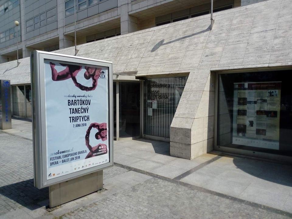 Bartók's Dancetriptych Presented-in Bratislava